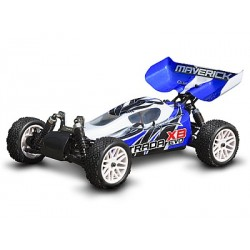Maverick Strada XB EVO Brushed RTR Buggy 4WD