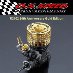 Motore 3,5cc OS Speed R2102 Gold Edition
