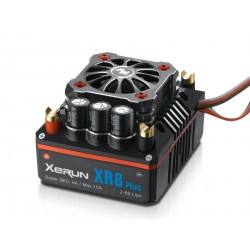 Xerun Brushless ESC 150A XR8 3-6s per 1/8
