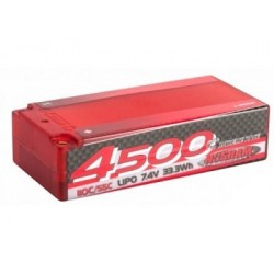 Batteria Nosram LiPo Shorty 4500Mah 7,4v 110/55C
