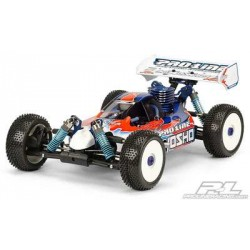 Carrozzeria Protoform Crowd Pleazer MP777 SP2 Trasparente