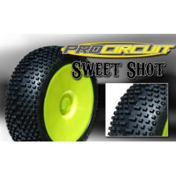 Gomma ProCircuit Sweet Shot incollata Purple Super Soft (4pz)