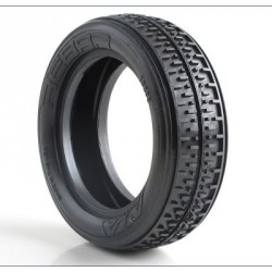 Gomme AKA Rebar anteriori 2wd SuperSoft 1/10 Buggy (2pz)