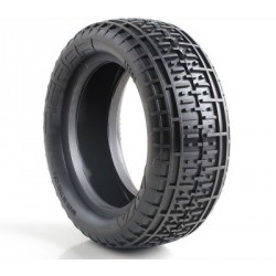 Gomme AKA Rebar anteriori 4wd SuperSoft 1/10 Buggy (2pz)