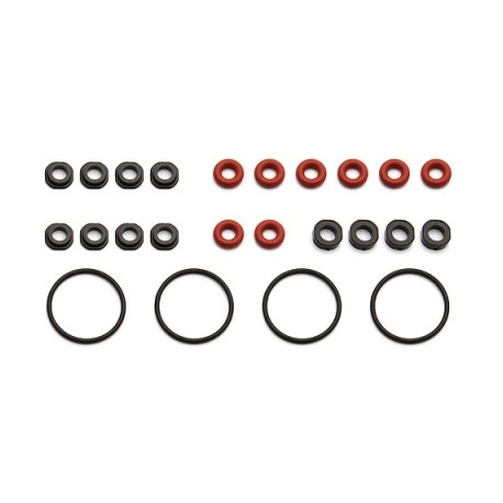 Kit revisione O-Ring ammortizzatore 12mm Big Bore V2