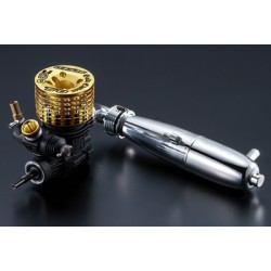 Motore 3,5cc OS Speed R2102 Gold Edition C/marmitta OS 2080 SC