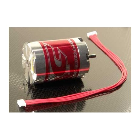 Motore Team Corally Brushless 7.5T Sensored Red Series