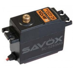 Savox SC-0253MG Metal Gear Servo Digitale 6kg 0,15sec