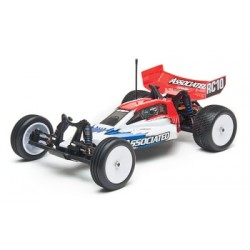 Team Associated B4.2 RS RTR 2,4Ghz Brushless Race Spec