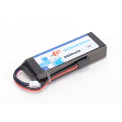Batteria LiPo Intellect RX-TX 7,4V - 2400Mah Flat