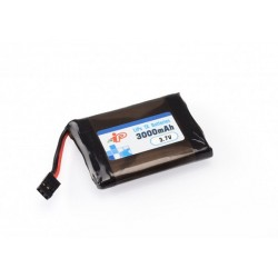 Batteria LiPo Intellect x Sanwa MT-44  3,7V - 3000Mah