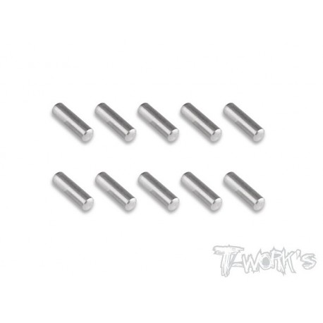 Set spine x semiassi T-Works 2,5x9,8mm (10pz)
