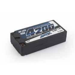 Batteria Antix by LRP LiPo Shorty HV 4200Mah 7,6v 45C Graphene