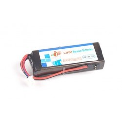 Batteria LiHv Intellect RX-TX 7,6V - 2400Mah Flat