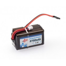 Batteria LiPo Intellect RX-TX 7,4V - 2700Mah Hump