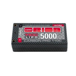Batteria Orion Carbon Pro Ultra Shorty 5000mAh 110C 7,4V