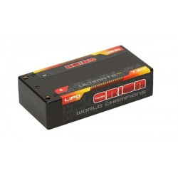 Batteria Orion Ultimate Graphene HV LiPo Shorty 5800mAh 120C 7,6V