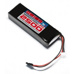Batteria Team Orion Marathon in linea LiPo RX 7,4V 2500MaH