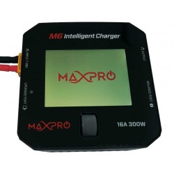 Caricabatterie MaxPro M6 Intelligent Charger 12V 300W