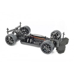 HB Racing RGT8E 1/8 GT 4wd Kit (Versione elettrica).