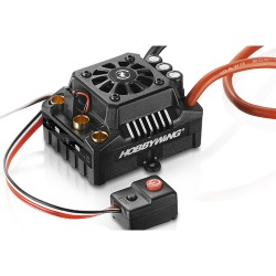 Hobbywing Xerun MAX8 V3 T-Plug Brushless ESC Waterproof 150A 3-6s per 1/8 + Led Program Box
