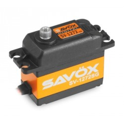 Savox SV-1272SG Digital High Voltage 7,4V 30kg 0,10sec