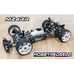 Schepis Model MZ4RR 2019 1/8 SuperGT (Assemblata all\'80%)