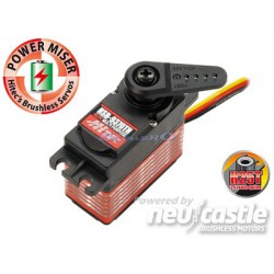 Servocomando Hitec HSB-9370TH Brushless High Voltage