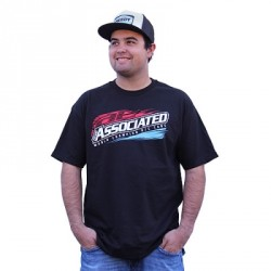 T-Shirt 2013 World Nera Team Associated Taglia S
