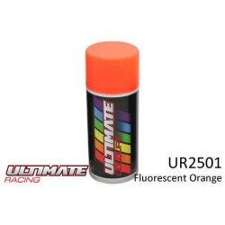 Vernice spray x lexan 150ml Arancio Fluorescente