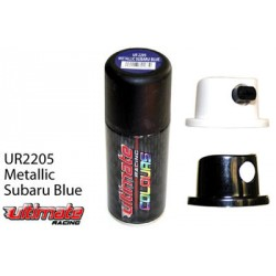 Vernice spray x lexan 150ml Blu Subaru Metallizzato