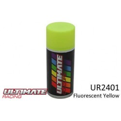 Vernice spray x lexan 150ml Giallo Fluorescente