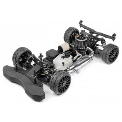 HB Racing RGT8 1/8 GT 4wd Kit (Versione scoppio)