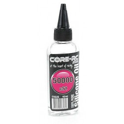 Olio al silicone differenziali CoreRc 60ml 50.000 CST 50K
