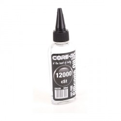 Olio al silicone differenziali CoreRc 60ml 12.000 CST 12K