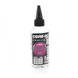 Olio al silicone differenziali CoreRc 60ml 40.000 CST 40K