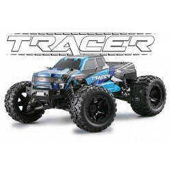 FTX Tracer 1/16 Brushed 4wd Monster Truck RTR Blu